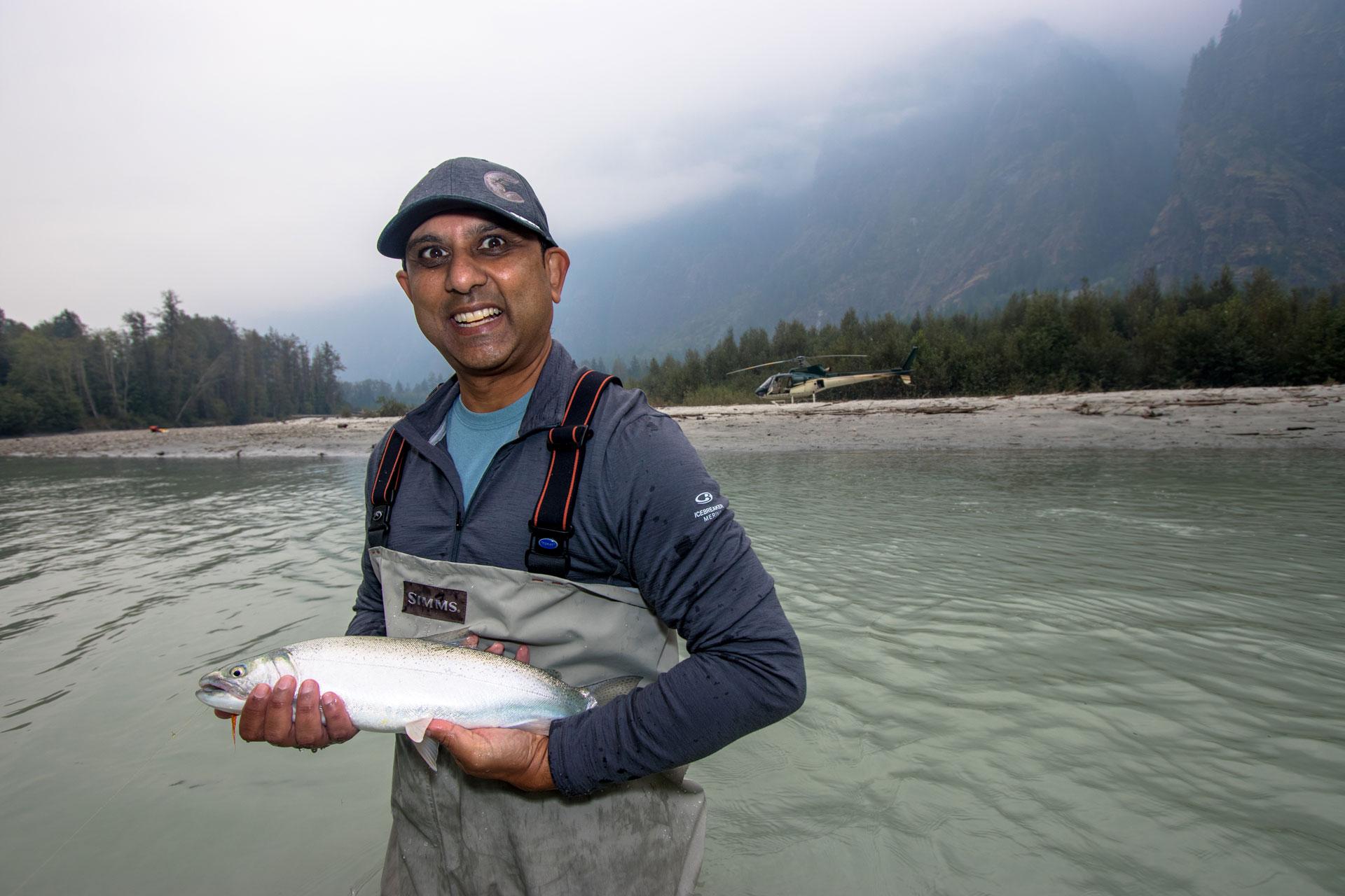 Salmon Fishing Paradise