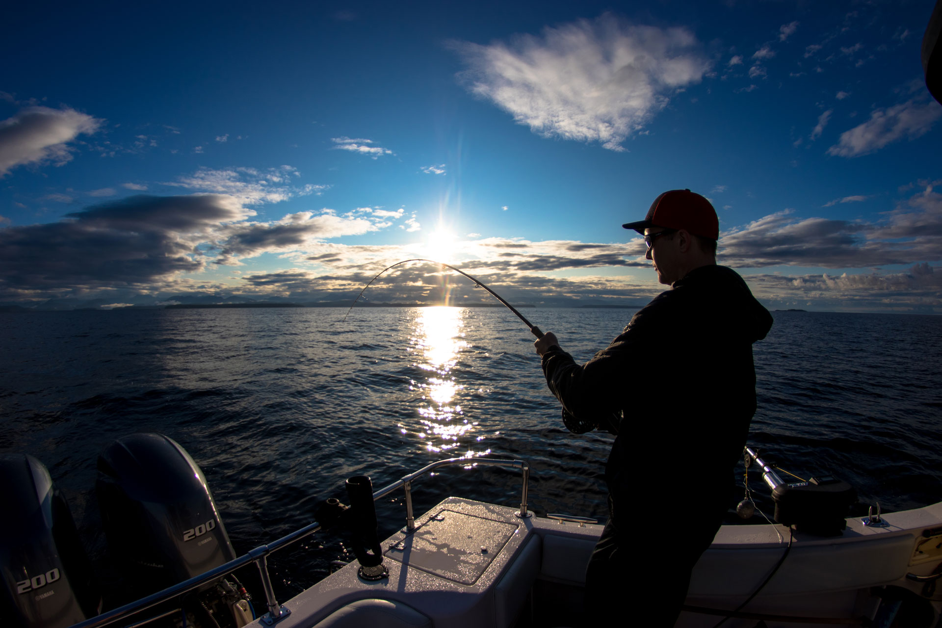 sunrise fishing charters campbell river